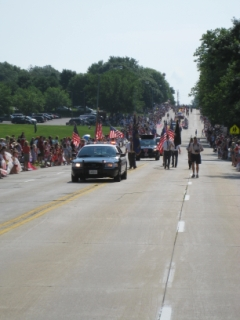 July 4 Urbandale Parade