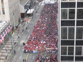 Rally NYC