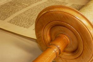 Torah closeup