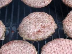 Hamburgersongrill
